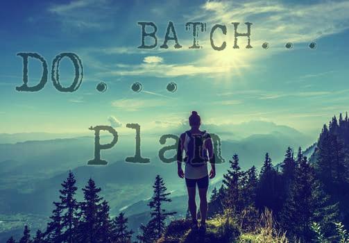 dobatchplan